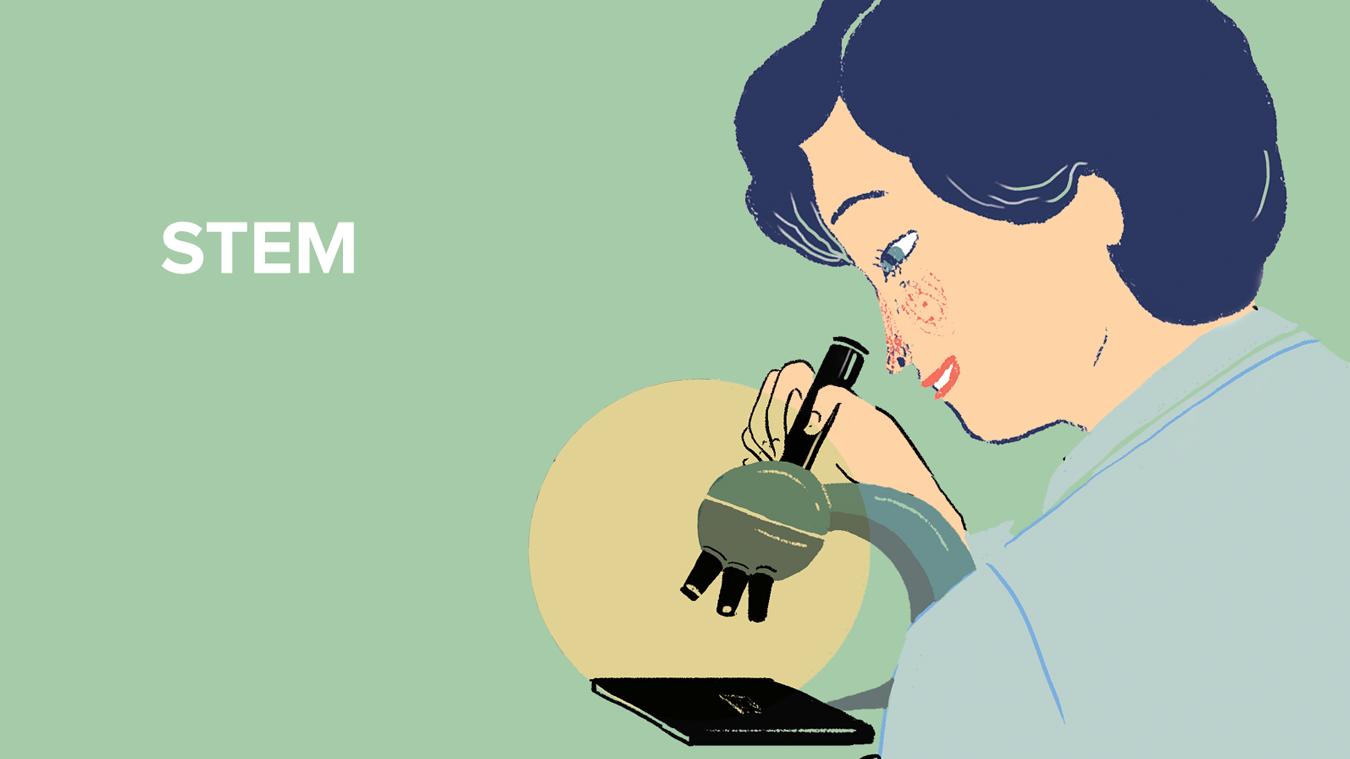 Succeed as Women In STEM or Leadership